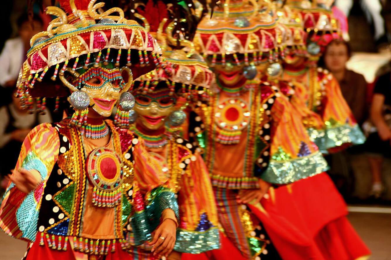 Lễ hội múa mặt nạ quốc tế Andong (Gyeongsangbuk-do)
