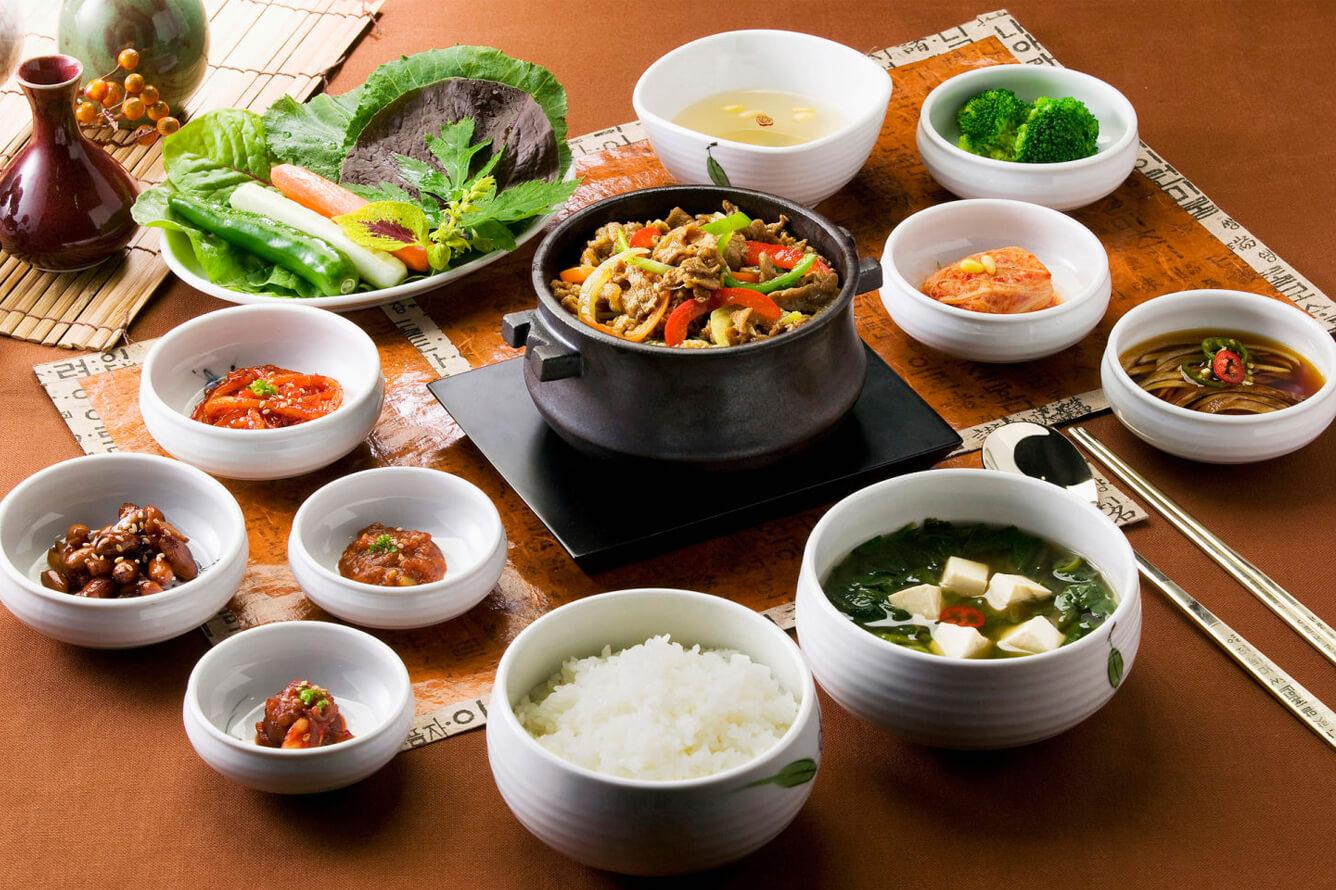 Lễ hội ẩm thực Hàn Quốc (Jeonju)