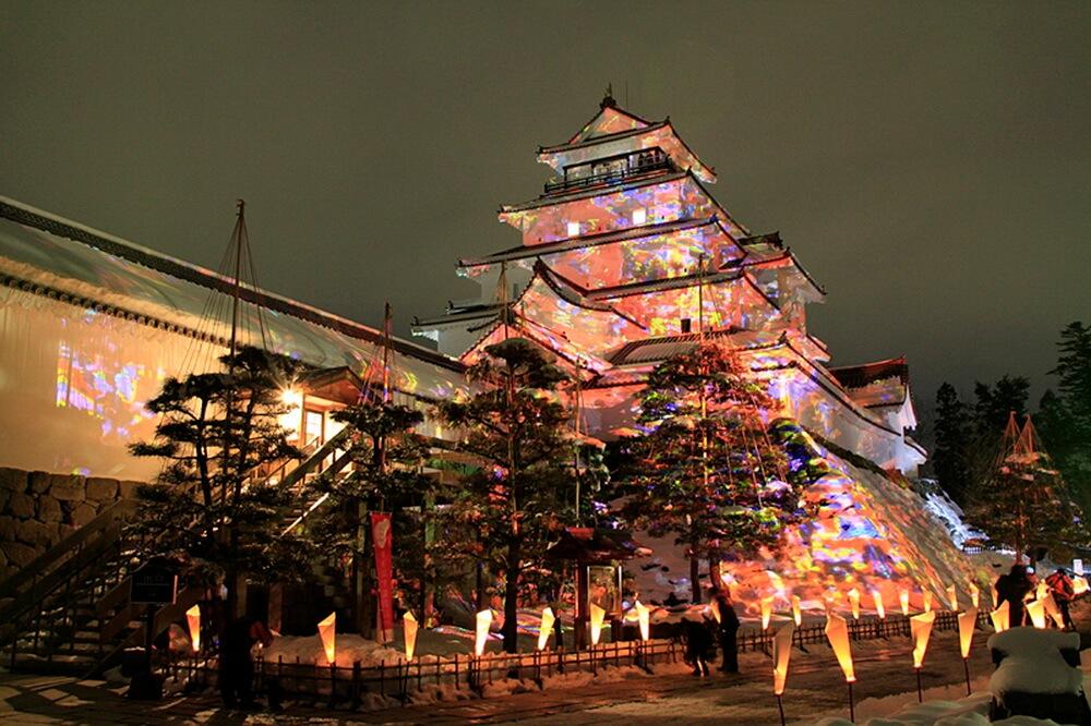 1. Lễ hội Aizu Erousoku
