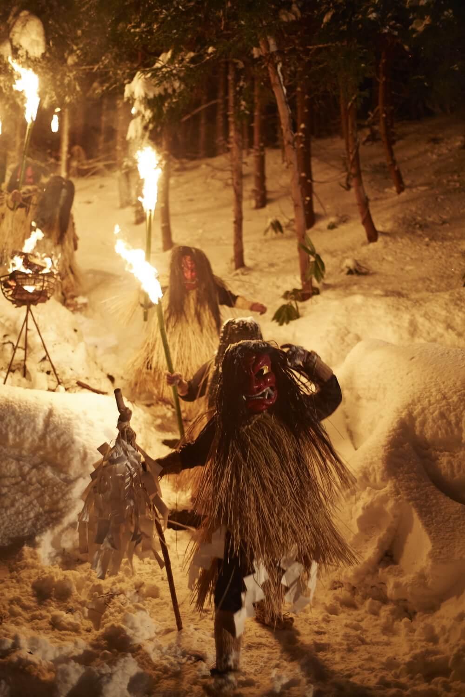 2. Lễ hội Namahage Sedo