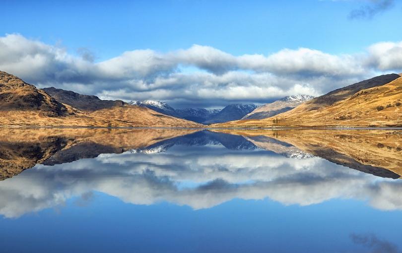 8. Loch Arklet