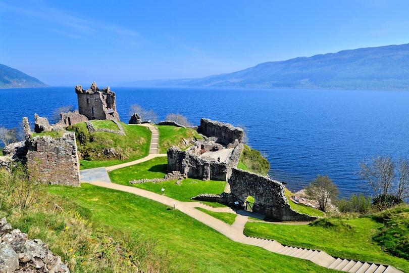 1. Loch Ness