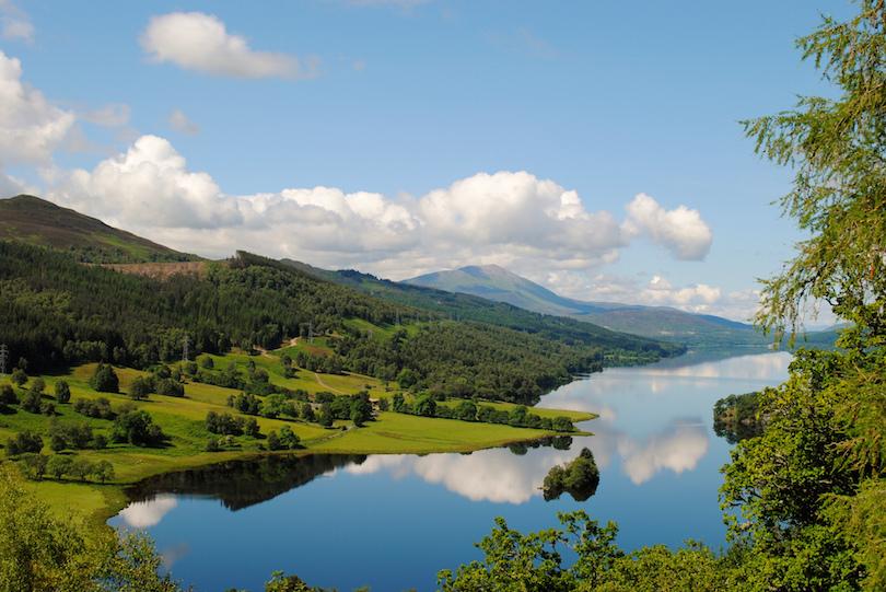 7. Loch Tummel