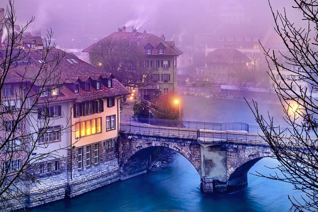 Bern, thủ đô cổ kính và yên bình