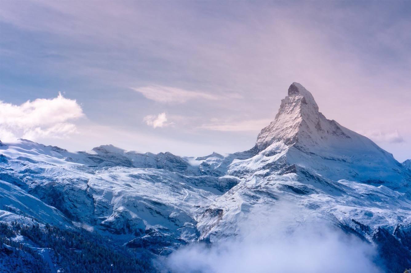 """Check-in"" núi Matterhorn huyền thoại"