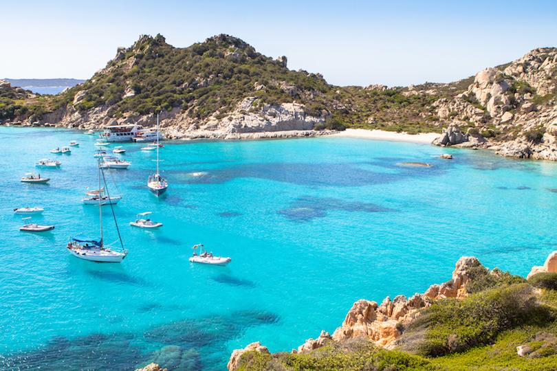 8. Maddalena Archipelago National Park