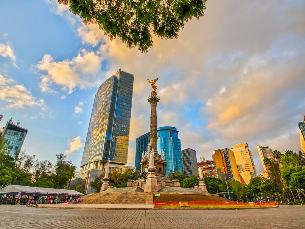 6. Mexico City, Mexico