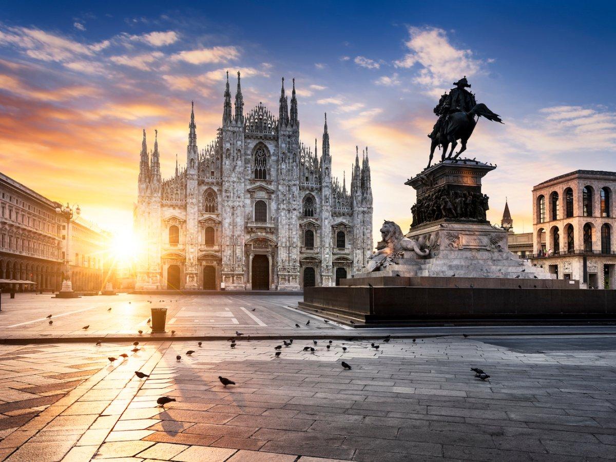 14. Milan, Italy