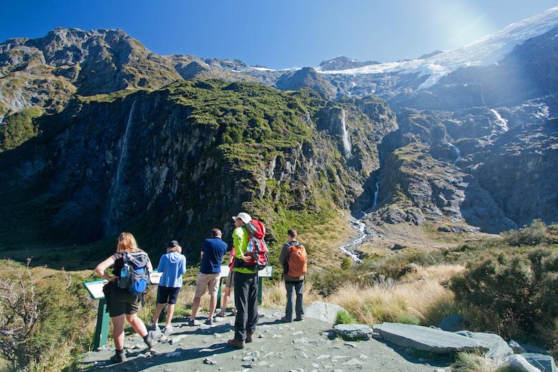 6. Mount Aspiring National Park