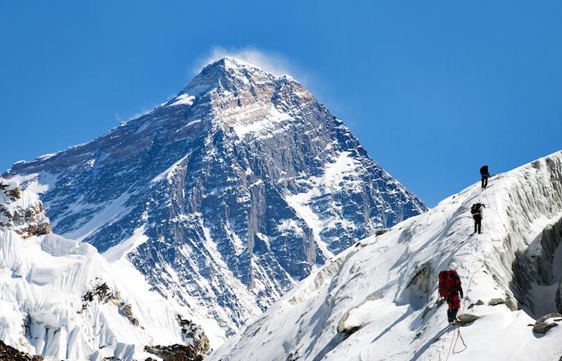 8. Mount Everest