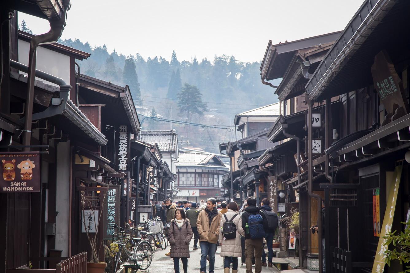 Khu phố Takayama