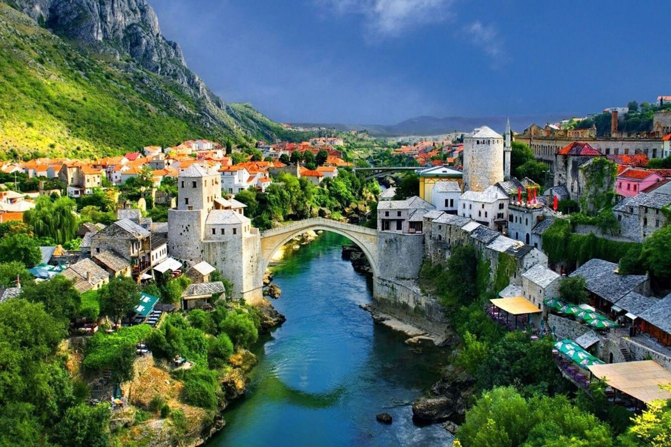 Ngược dòng thời gian cùng Bosnia