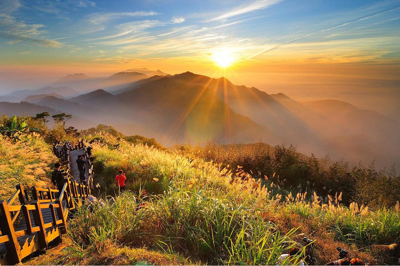 3. Núi A Lý