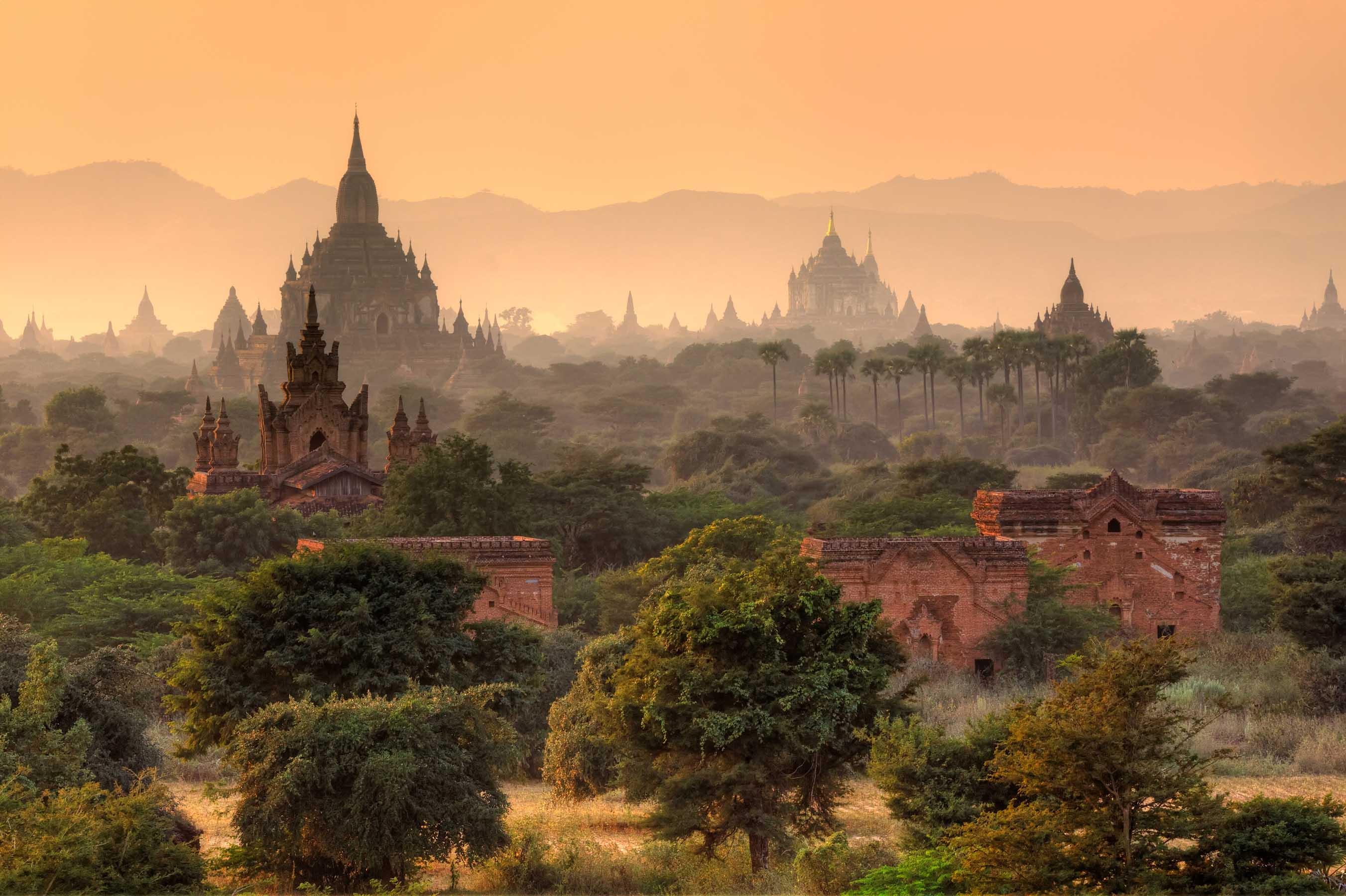 Indispensable destinations in Bagan, Myanmar