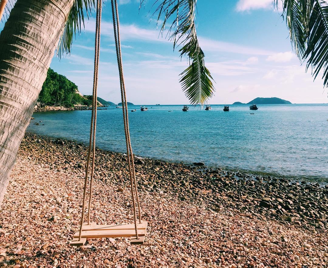 2. Nam Du Island