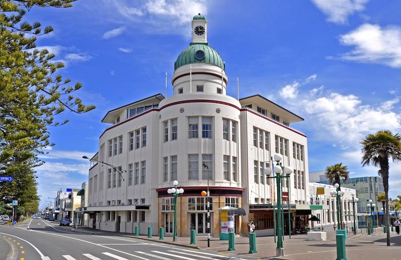 7. Napier Art Deco