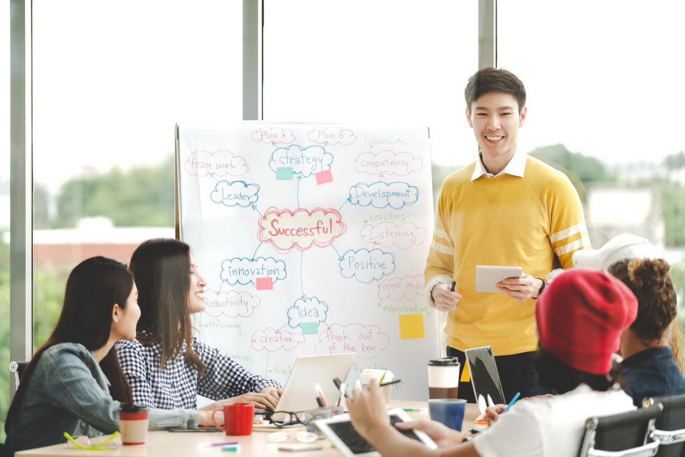 Ngành Quản trị Marketing dẫn đầu xu hướng nghề nghiệp