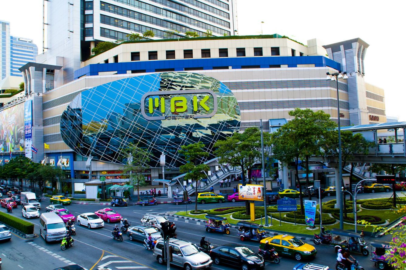 9.Mua sắm ở trung tâm MBK