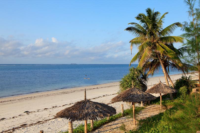 7. Nyali Beach