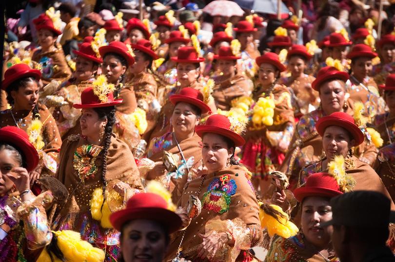 4. Oruro Carnival