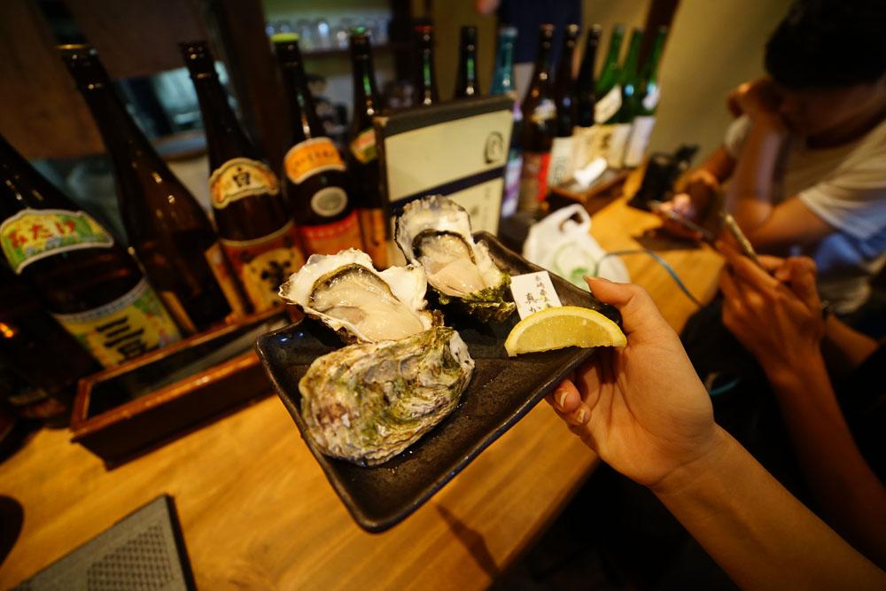 Daiyasu Oysters