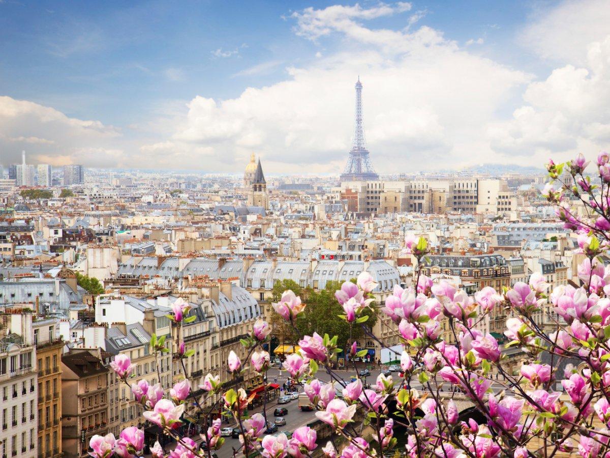 3. Paris, France