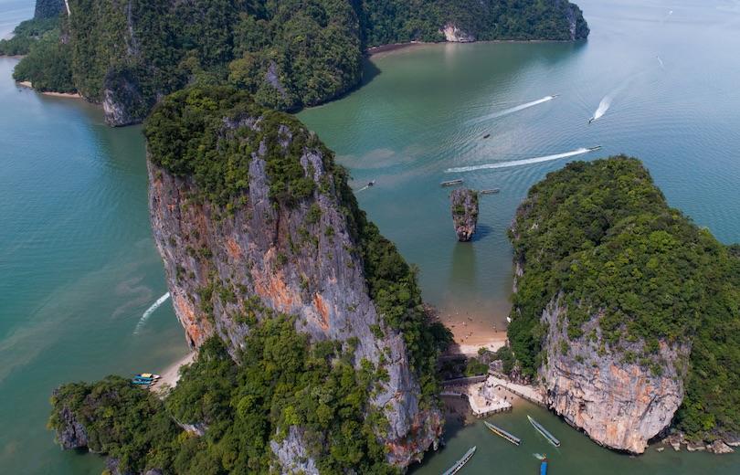 4. Phang Nga Bay