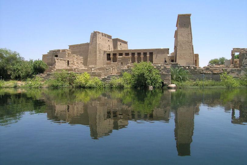 7. Philae Temples