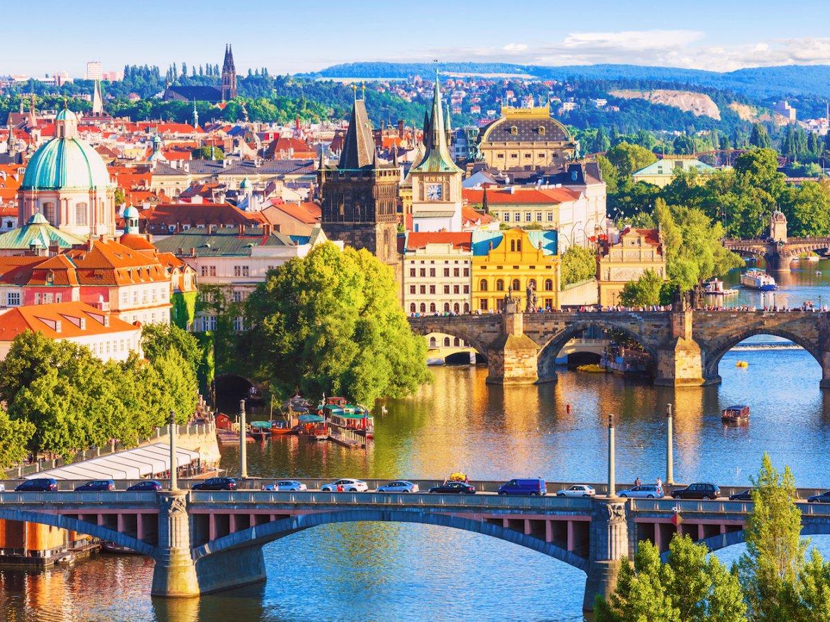 20. Prague, Czech Republic