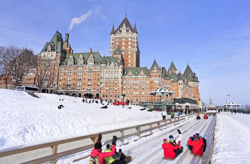 2. Quebec City