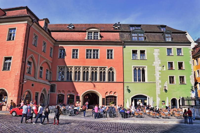 8. Regensburg
