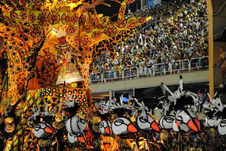 1. Rio Carnival