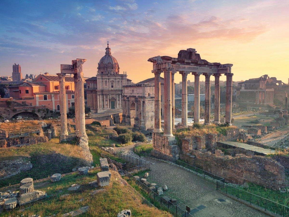 16. Rome, Italy