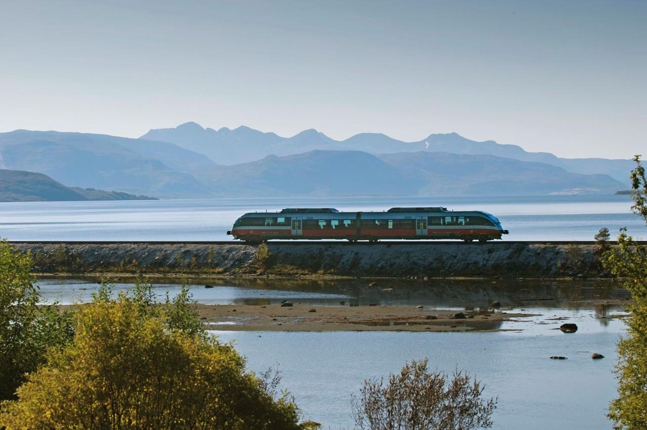 1. Scenic Rail Routes