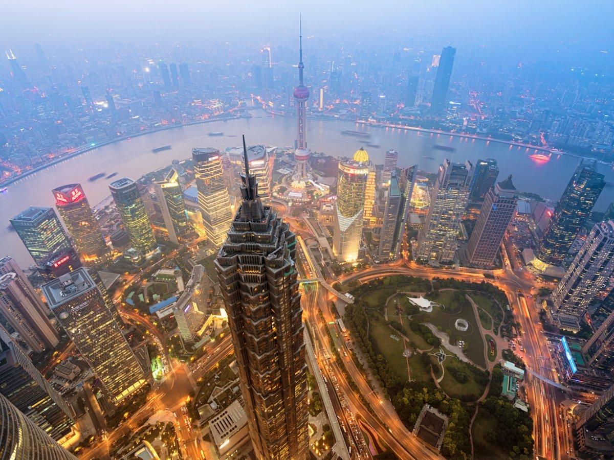 19. Shanghai, China