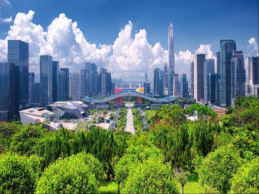 2. Shēnzhèn, China