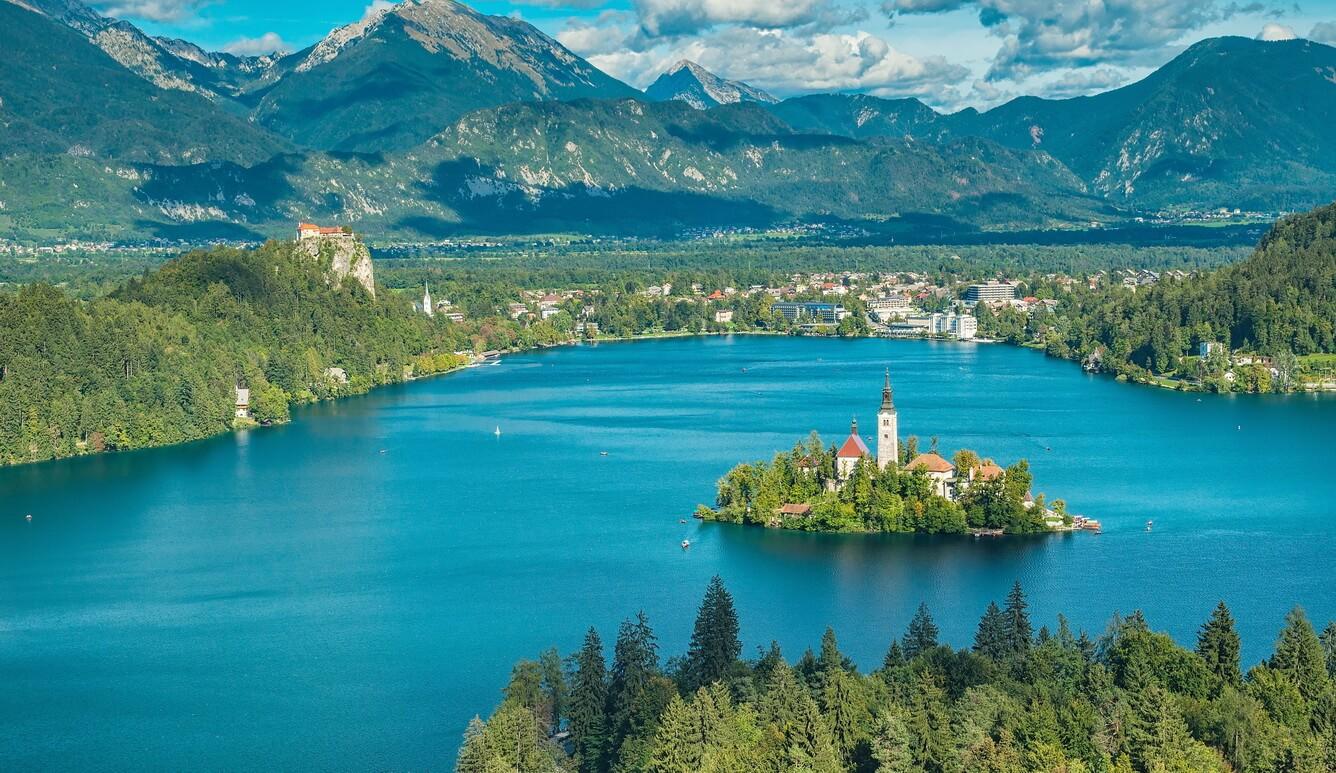 3. Slovenia, bức tranh thiên nhiên tuyệt mỹ