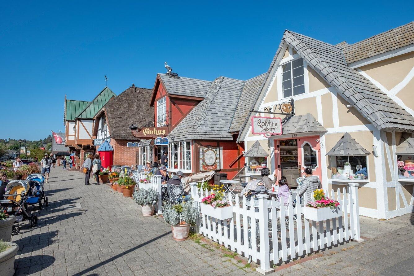 Solvang - 'Hương vị Đan Mạch' trên đất Mỹ