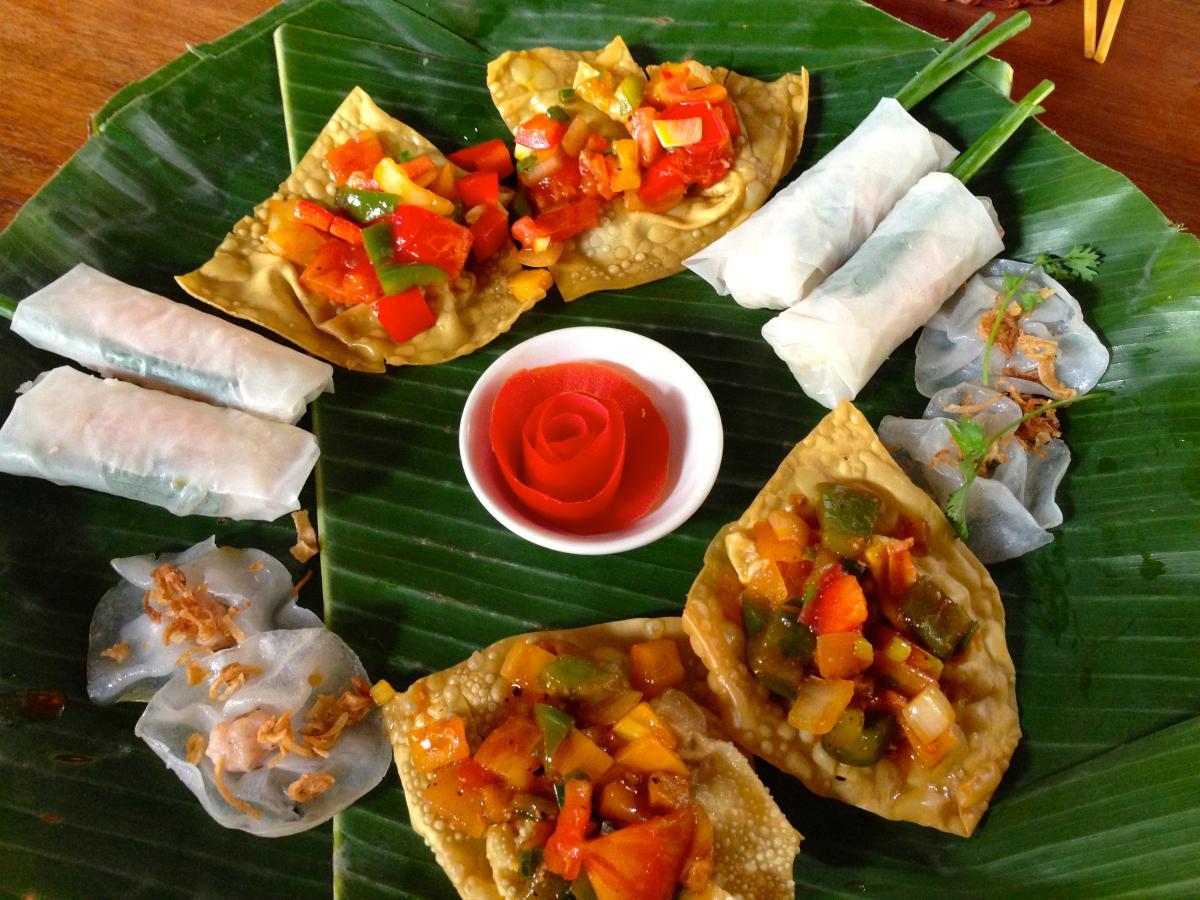 Saigon's cuisine
