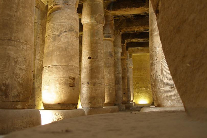 5. Temple of Seti I