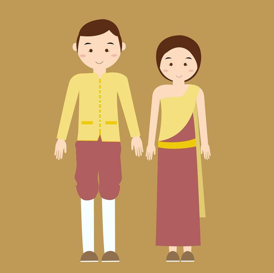 Chut Thai - Thailand