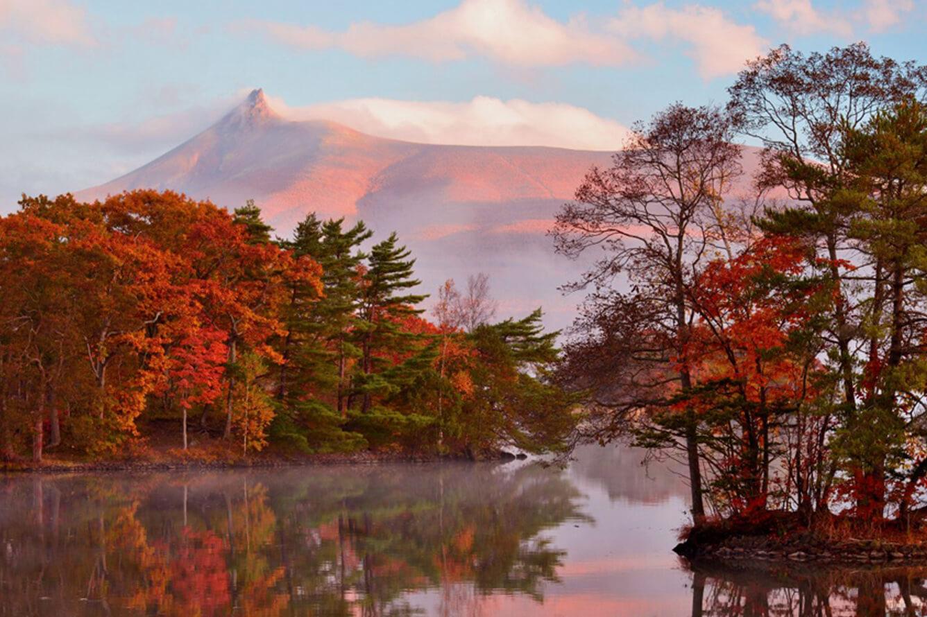 1. Núi Tsukuba