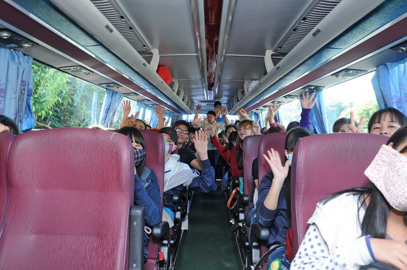 Vietravel đồng hành cùng sự kiện tổ chức cho 10.000 công nhân về quê đón Tết