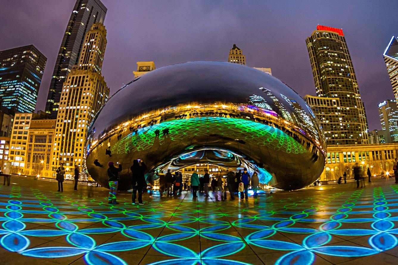 Chicago trữ tình trong điệu Jazz da diết
