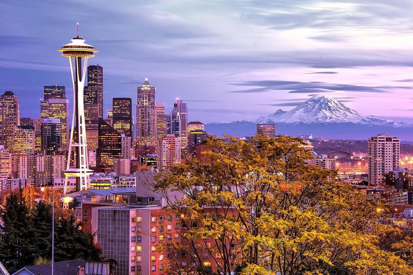 Seattle nồng nàn khúc giao mùa