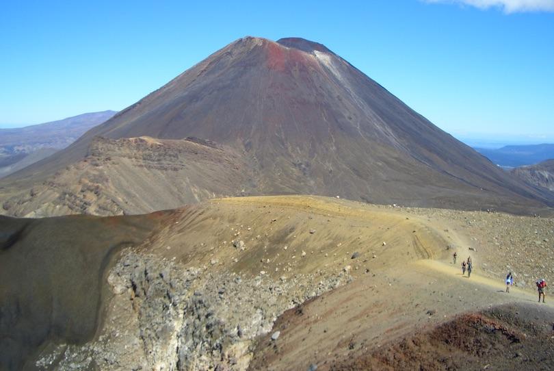 3. Tongariro Alpine Crossing