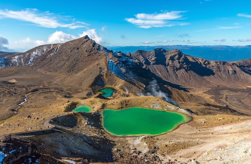 2. Tongariro National Park