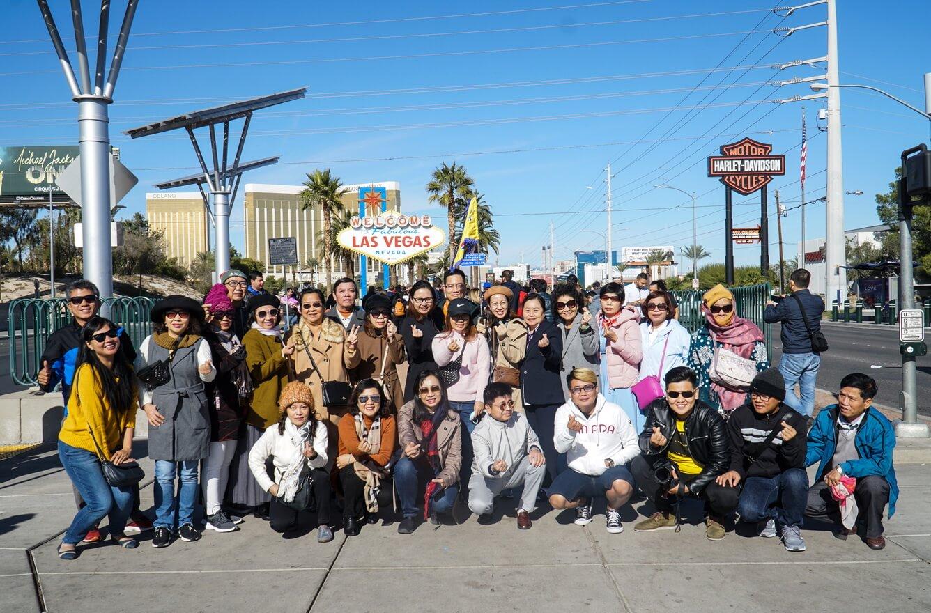 Sum họp gia đình tại nước Mỹ