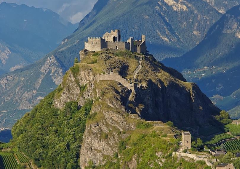 5. Tourbillon Castle