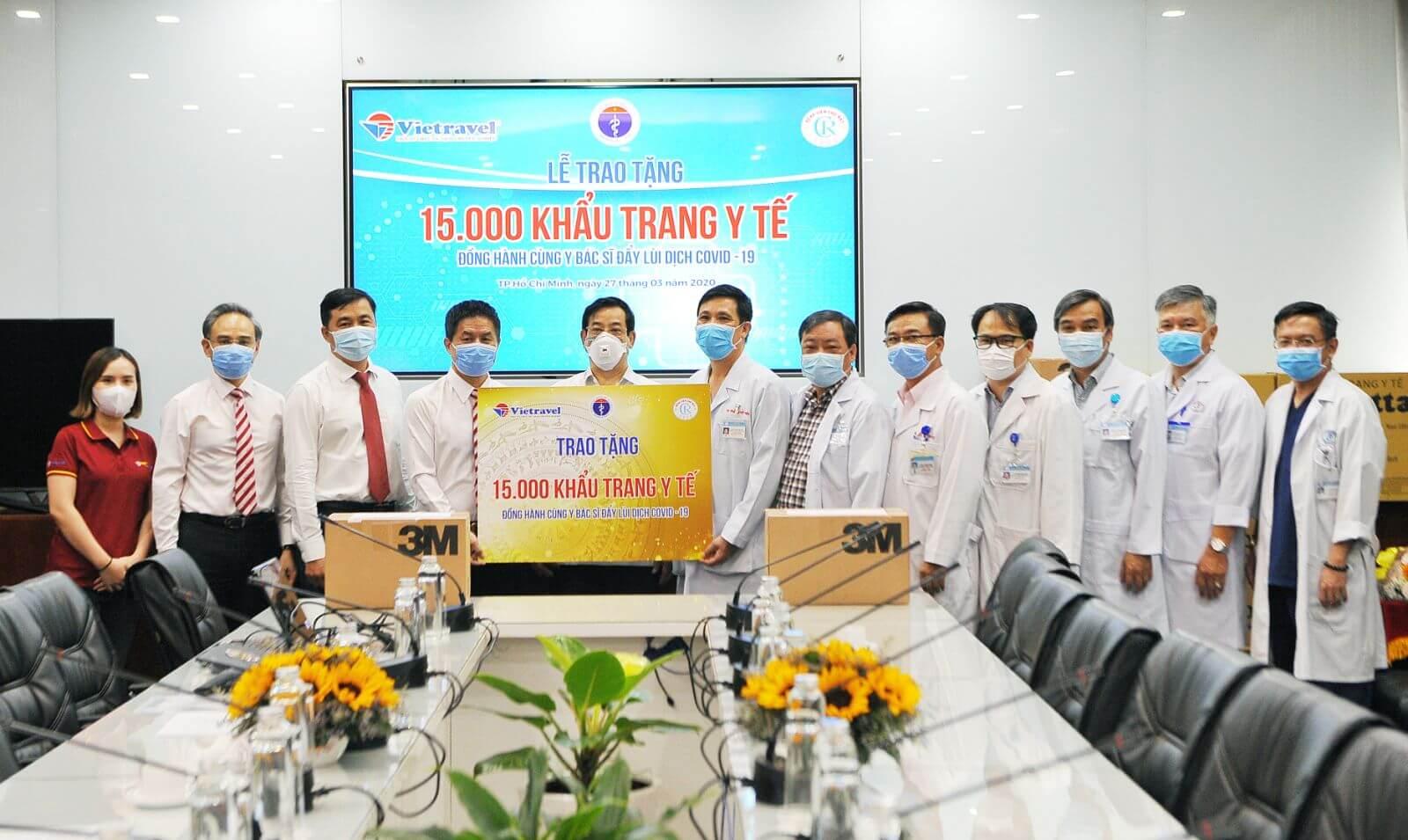 Vietravel Holdings tài trợ tiêm vắc-xin Covid-19 miễn phí cho tất cả CB-NV và các khách hàng